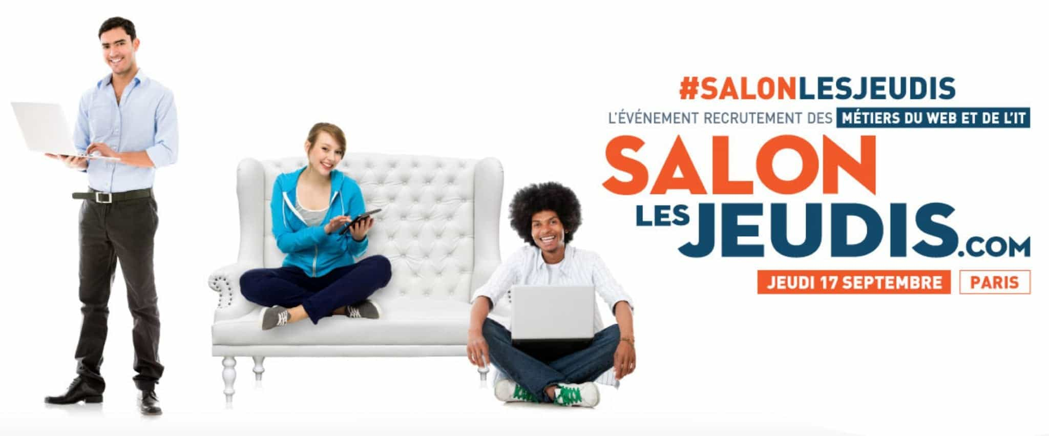 Salon le 17 septembre 2015 l 39 v nement for Salon du recrutement