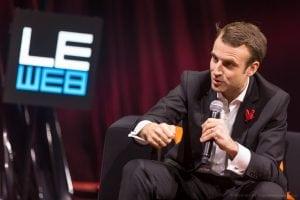 Les 10 mesures de la révolution numérique d'Emmanuel Macron