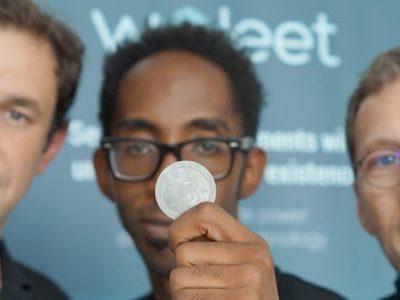La start-up du mois : Woleet « Exploiter la blockchain pour fournir un service de preuves numériques d'un nouveau genre »