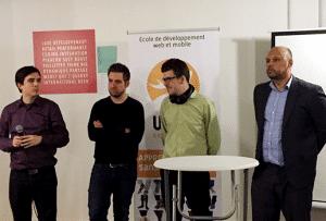 Judicael Paquet et MyAgilePartner