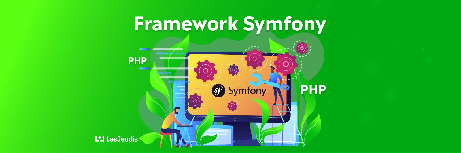 Pourquoi choisir symfony pour un projet web banner 1600px