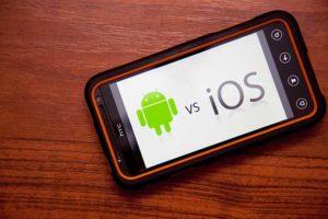 Les systèmes d'exploitation mobile: OIS vs Android