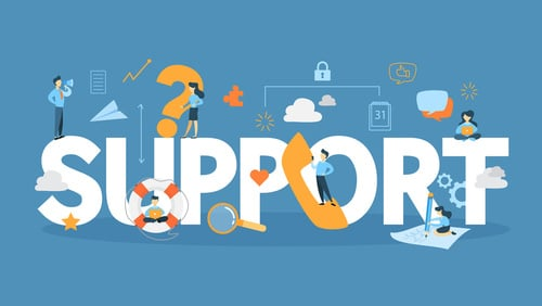 Support informatique