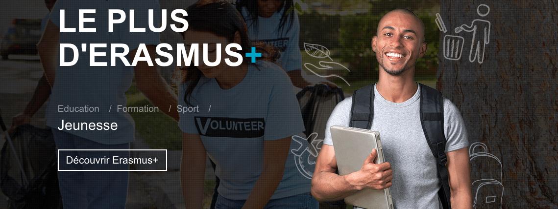 Le programme: Le plus d'Erasmus pour stages