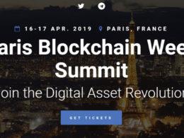 Paris Blockchain week