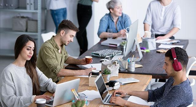 10 avantages et inconv u00e9nients  u00e0 travailler dans une start-up