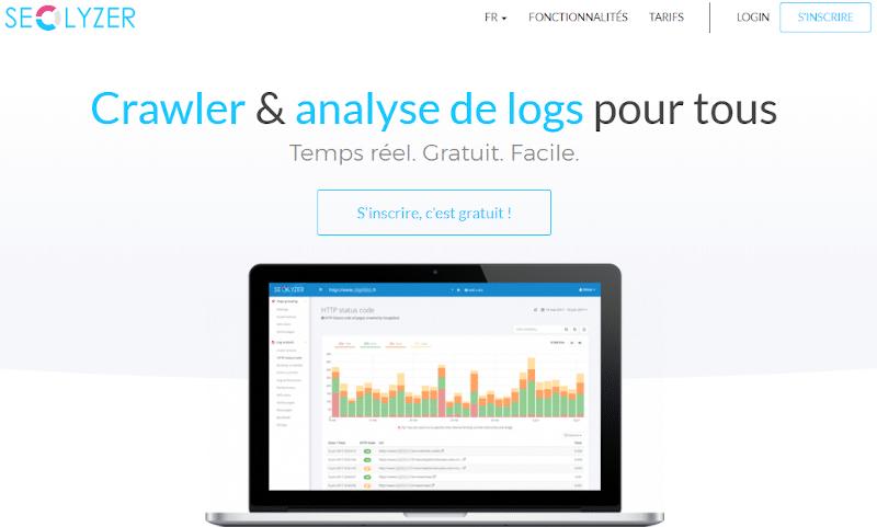 SEOlyzer analytics