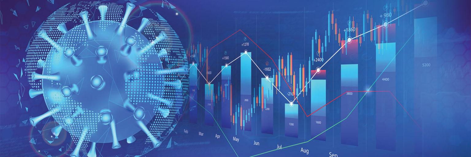 Statistiques d'economie - corona virus