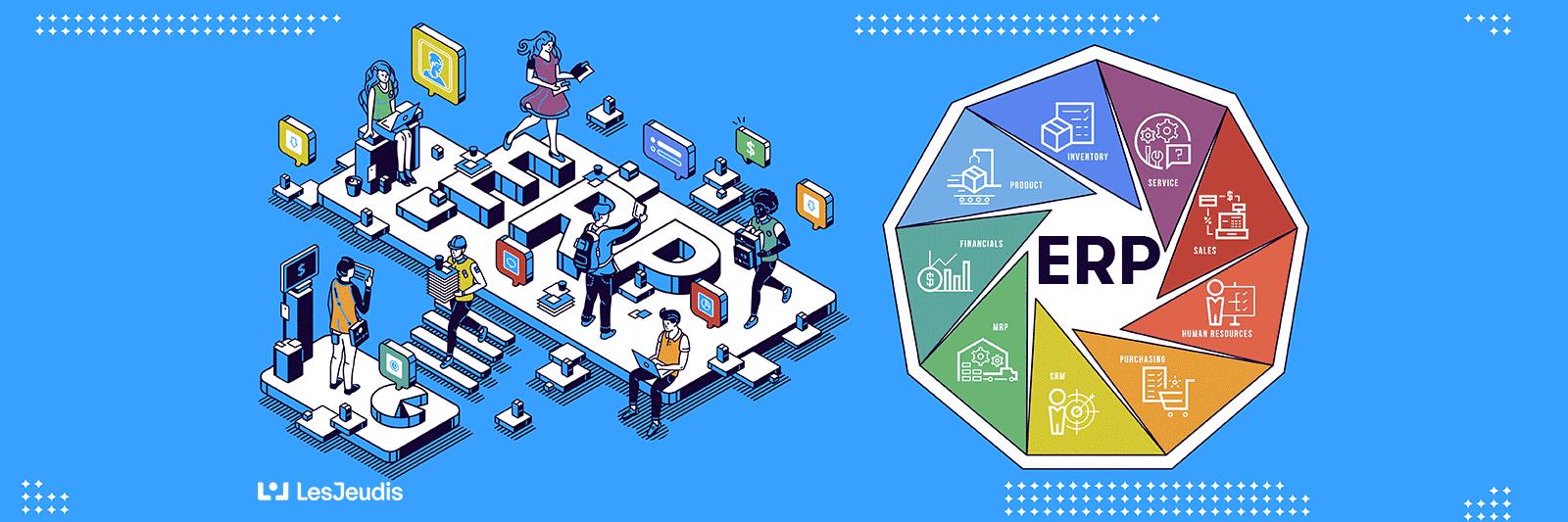 Les logiciels ERP en 2020