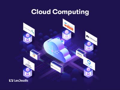 Infrastructures Cloud Computing: Digital ocean, OVH, Cheops, Cloud Temple