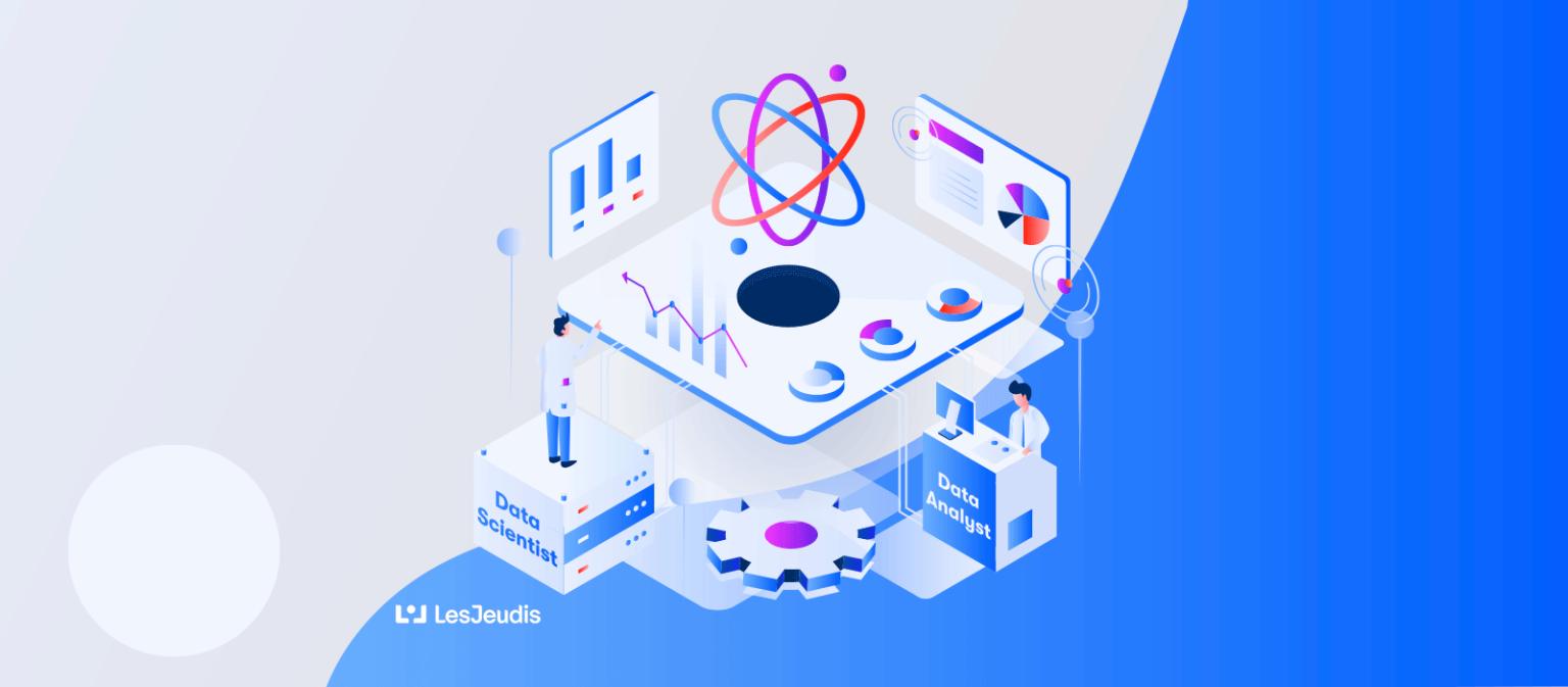 Le data scientist et le data analyst