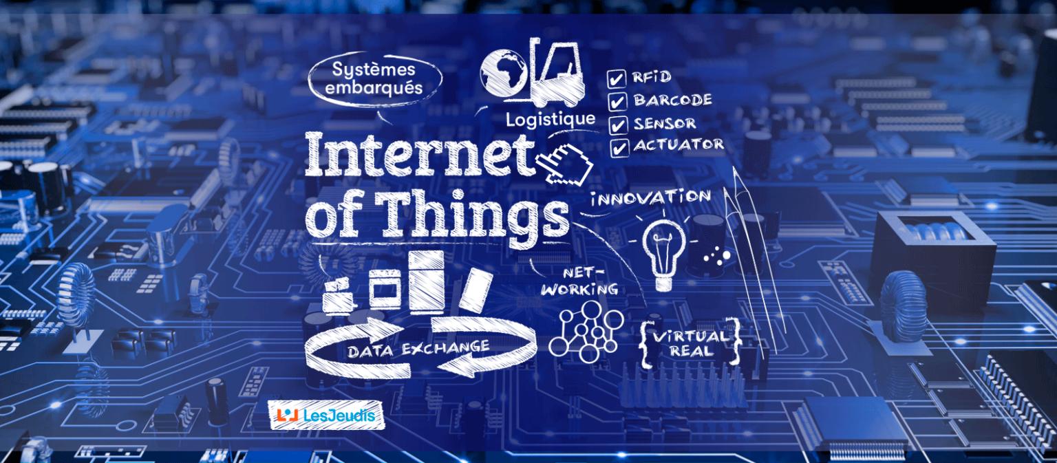 Les systèmes embarqués, l'Internet of Things - banniere